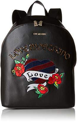 Love Moschino Borsa Nappa Pu, Women's Backpack Handbag,14x37x37 cm (B x H T)