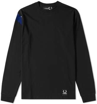 Raf Simons Fred Perry X Fred Perry x Long Sleeve Tape Detail Tee