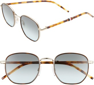 Tommy Hilfiger 50mm Square Sunglasses