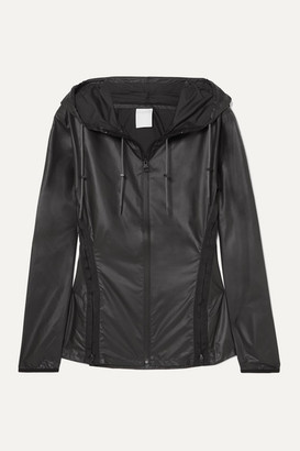 Reebok x Victoria Beckham Hooded Shell Jacket - Black