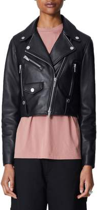 The Arrivals Clo Mini Leather Jacket