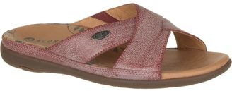 Acorn Prima Cross Slide Sandal - Women's $94.95 thestylecure.com