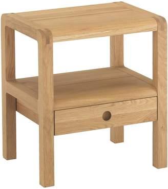Radius 1 drawer bedside unit