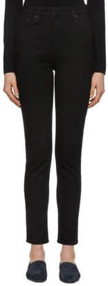 The Row Black Kaila Jeans