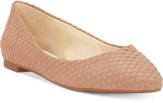 Jessica Simpson Zeplin Pointed-Toe Flats Women's Shoes