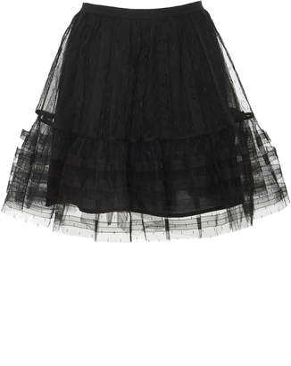 RED Valentino A-Line Mini Skirt
