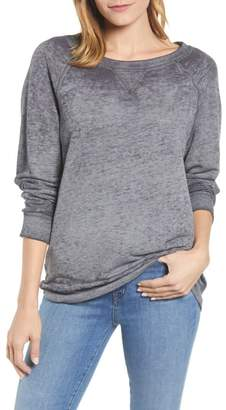 Caslon Burnout Sweatshirt