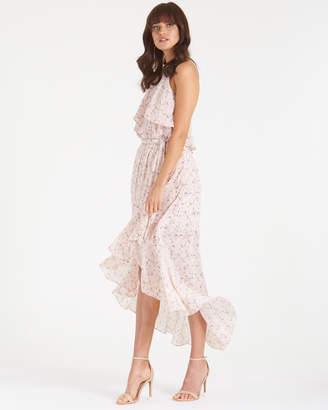 Marni Print Midi Dress