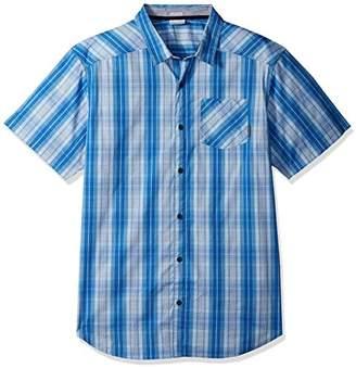 Columbia Men's Decoy Rock Ii Short Sleeve Shirt