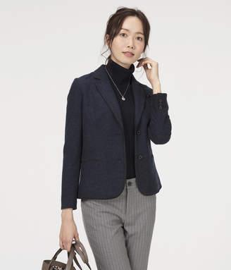NEWYORKER women's 【秋新作】ゆるふわジャケット