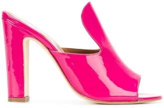 Paris Texas open toe sandals