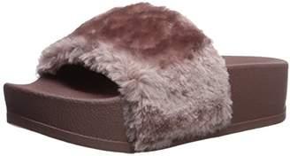 Steve Madden Women's Softey-P Slide Sandal