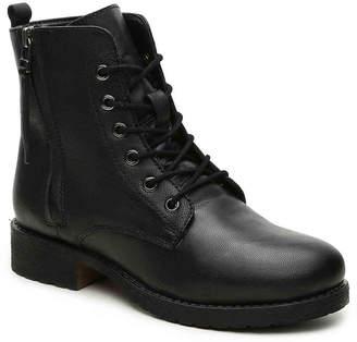 Steve Madden Antoine Combat Boot - Women's
