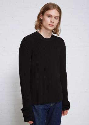 Calvin Klein Chunky Crew Neck Knit