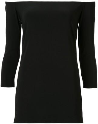 Norma Kamali off-shoulders blouse