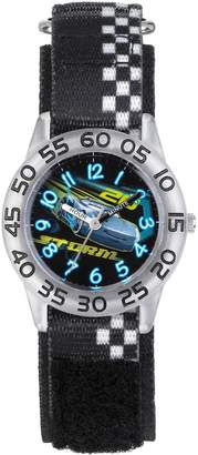 Disney Pixar Cars 3 Jackson Storm Kids' Time Teacher Watch