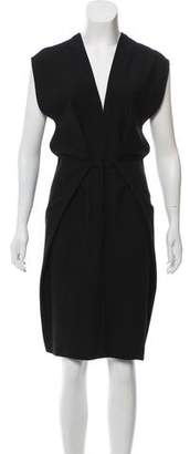 Zero Maria Cornejo Sleeveless Midi Dress