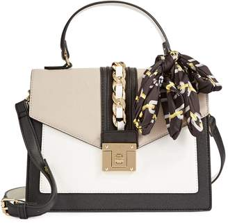 Aldo Colourblock Handle Crossbody Bag