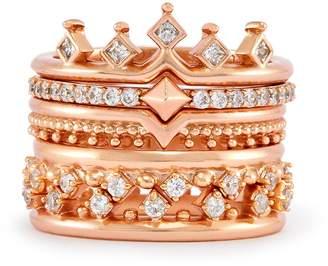 Kendra Scott Violette Stackable Ring Set