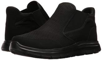 Skechers Flex Advantage SR - Alburne Men's Slip on Shoes