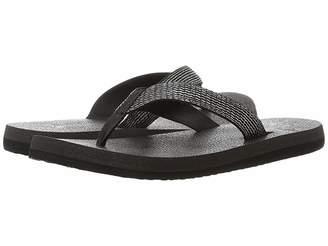 Sanuk Yoga Mat Web-Bling Women's Sandals