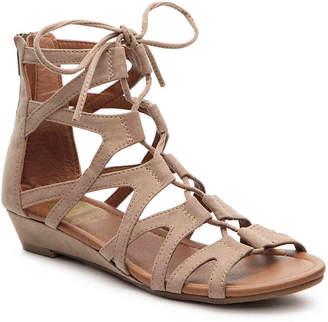 Crown Vintage Sarah Wedge Gladiator Sandal - Women's