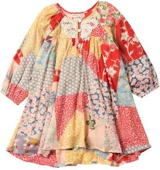 Mimi & Maggie Dandelion Flower Dress (Baby, Toddler, Little Girls, & Big Girls)