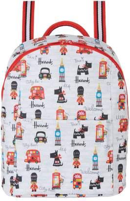 Harrods City Bear Backpack