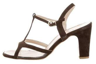 Maryam Nassir Zadeh Daphne T-Strap Sandals