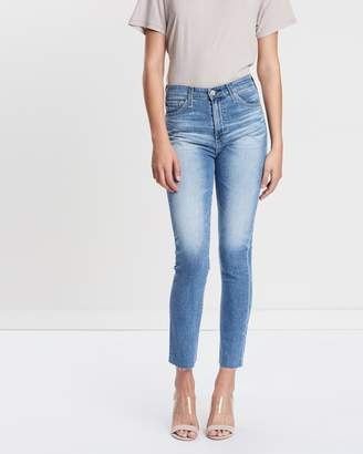 AG Adriano Goldschmied Sophia Ankle Jeans