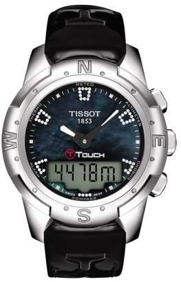 Tissot Women's T-Touch II Renata Quartz Watch, 43.3mm