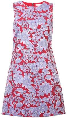 Alice + Olivia (アリス オリビア) - Alice+Olivia floral print mini dress
