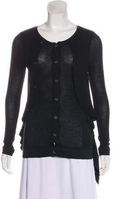 Elizabeth and James Layered Long Sleeve Top