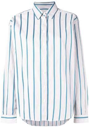 Closed pinstripe shirt