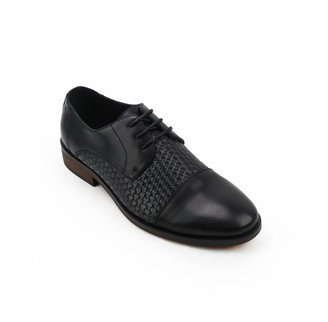 X-Ray Xray Wovener Men's Oxford Dress Shoes