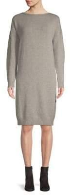 Oscar de la Renta Classic Boatneck Day Dress