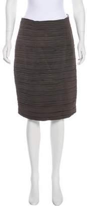 La Petite S***** Knee-Length Skirt Brown Knee-Length Skirt