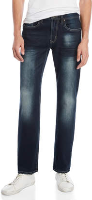 Buffalo David Bitton Driven-X Relaxed Straight Stretch Jeans