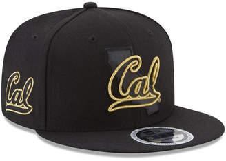 New Era California Golden Bears State Flective 9FIFTY Snapback Cap