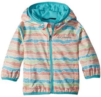 Columbia Kids Mini Pixel Grabbertm II Wind Jacket Boy's Coat