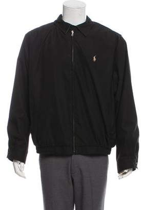 Polo Ralph Lauren Collared Lightweight Jacket