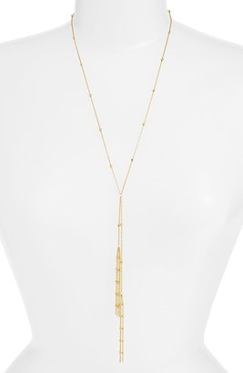 Women's Argento Vivo Tassel Y-Necklace $88 thestylecure.com