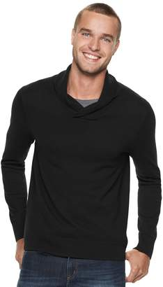 Marc Anthony Men's Slim-Fit Shawl-Collar Sweater