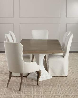 Hooker Furniture ELERI SLIPCOVER DINING SIDE