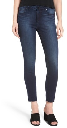 Women's Articles Of Society Carly Crop Skinny Jeans $64 thestylecure.com