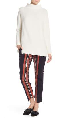 French Connection Dovie Stripe Suiting Mix Pants