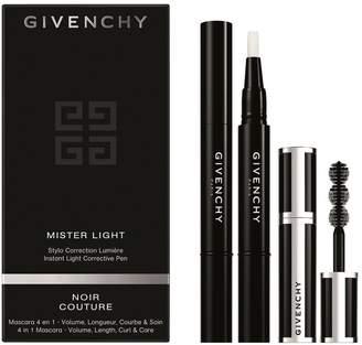 Givenchy Mister Light Miniature Noir Couture Set