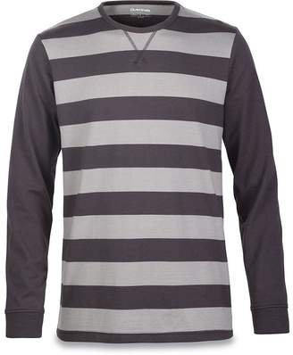 Dakine Men's Bixby Striped Long Sleeve Jersey Shirt (, Asphalt/Griffin)