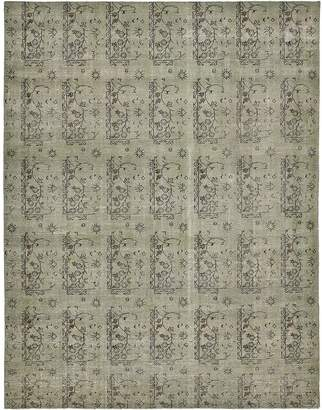 ABC Home Contemporary Cotton & Wool Rug - 8'x10'