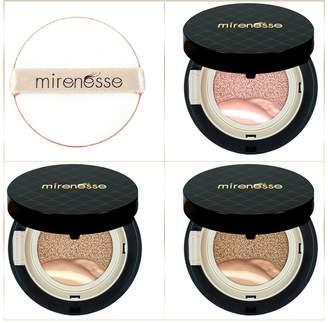 Mirenesse Collagen 10 Cushion & Blush Starter 4-Piece Kit - Medium/Dark